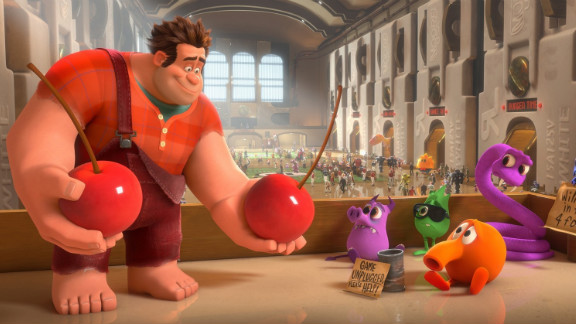 """John C. Reilly voices the role of Ralph in Walt Disney Pictures' """"Wreck-It Ralph."""""""