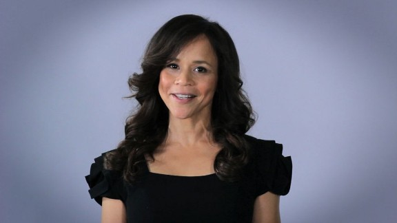 """Rosie Perez's time on """"The View"""" was brief. She joined the show in September 2014 and left the following August."""