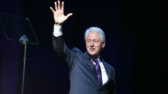"""Bill Clinton (1993-2001) ran on the slogan, """"It's the economy, stupid."""" Plagued by various scandals -- including accusations of sexual impropriety -- he was the second president to be impeached. He was acquitted in 1999."""