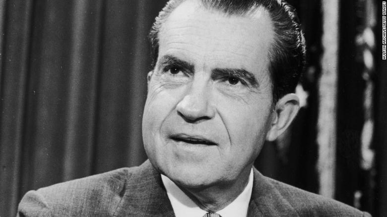 Nixon's enemies list
