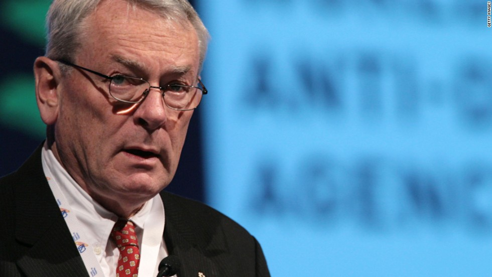 WADA has long been at odds with the UCI, cycling's governing body. Former WADA president Dick Pound earned the wrath of both the UCI and Lance Armstrong during his time as World Anti-Doping Agency president after constantly questioning the use of drugs in cycling. Although Pound's views have since been fully validated, he still warns that not enough is being done to combat doping.