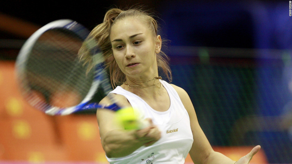 At just 19 and ranked 167, this is the biggest weekend of Aleksandra Krunic's young career. But while she might be young, she's also fearless and has won three of the four doubles matches during her time on the Serbia team. In this year's first round tie against Belgium she stepped in to play the third singles rubber, losing to Yanina Wickmayer, before bouncing back to win the doubles contest alongside Bojana Jovanovski.