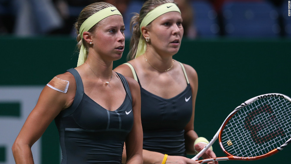 Andrea Hlavackova and Lucie Hradecka are the second ranked doubles team in women's tennis and will prove a huge threat in Prague. Together they have won nine titles including their 2011 triumph at the French Open. Despite losing in the finals at both Wimbledon and the Olympics, they have secured four hard court titles this year which came at Auckland, Memphis, Cincinnati and Luxembourg.