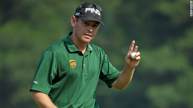 South Africa's Louis Oosthuizen picked up the only major win of his career at the 2010 British Open.