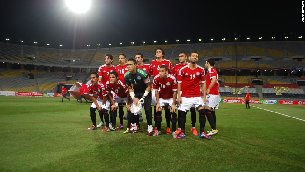 Despite the revolution and despite the team having played little or no football, Egypt won their first two World Cup qualifying matches.