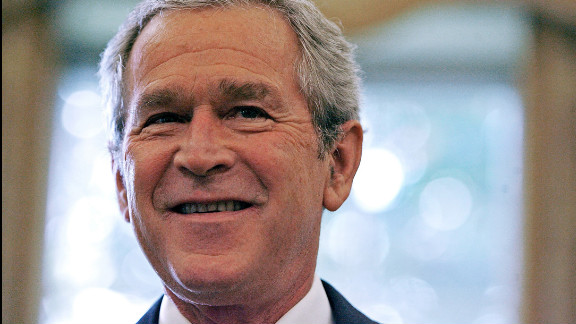 Extreme left-wing opponents of President Bush called for his impeachment and compared him to Hitler.