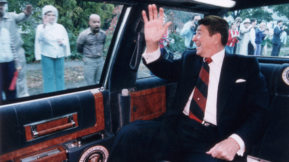 Ronald Reagan had a cancerous tumor and two feet of his colon removed in 1985, but it was his diagnosis of Alzheimer