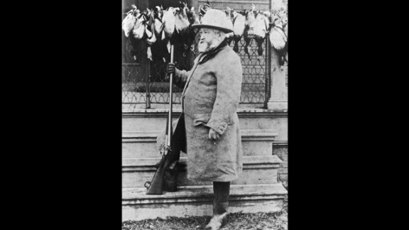 Benjamin Harrison (1889-1893) signed into law the Sherman Antitrust Act of 1890, which authorized the government to fine large corporations for price fixing and other corrupt business practices.