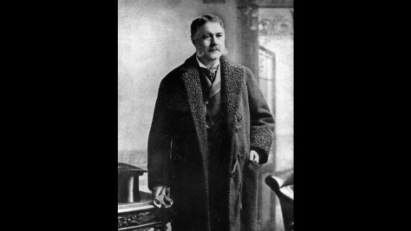 Chester Arthur was diagnosed with Bright