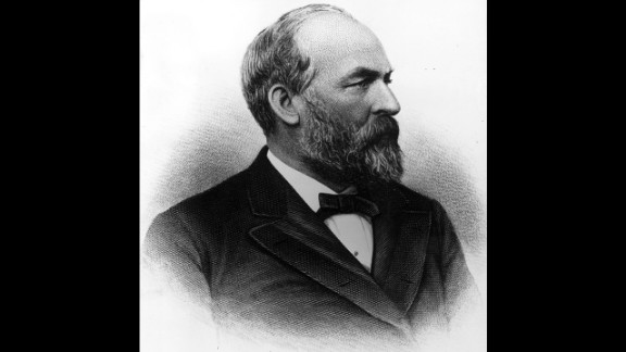 """James Garfield, the 20th president, enjoyed an occasional bowl of squirrel soup, according to a 2014 report in <a href=""""https://www.washingtonpost.com/local/which-president-loved-squirrel-soupnew-white-house-visitor-center-tells-all/2014/09/09/82fc3fe4-376c-11e4-8601-97ba88884ffd_story.html"""" target=""""_blank"""" target=""""_blank"""">The Washington Post</a>."""