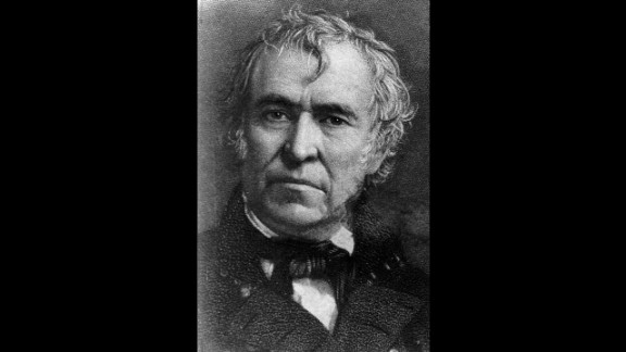"""Zachary Taylor (1849-1850), aka """"Old Rough and Ready,"""" was a hero in the Mexican-American War. Mystery surrounds his actual cause of death from a stomach ailment. Did he just eat too many cherries, or was it murder? The 1991 exhumation of his body proved it wasn't arsenic poisoning at least."""