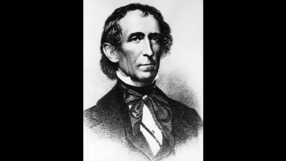 John Tyler's term (1841-1845) saw several presidential firsts. He was the first vice president to succeed office after the President died, he was the first to lose his wife while in office, and he was the first to marry while in office.
