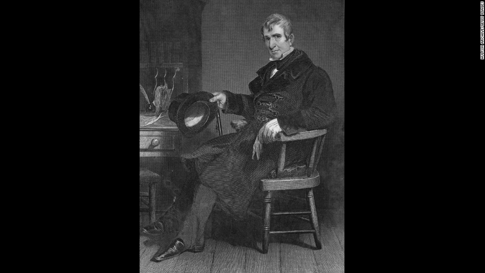 William Henry Harrison (1841) probably had only just finished unpacking his things at the White House when he died of pneumonia one month into his term. Harrison was the first U.S. President to die while in office, and he had the shortest tenure ever of any commander-in-chief.