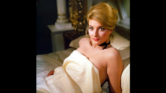 """Bond girl Tatiana Romanova was played by Daniela Bianchi in """"From Russia with Love."""" A corporal in the Soviet army, Romanova saved Bond"""