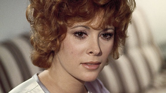 """Jill St. John played diamond smuggler Tiffany Case in """"Diamonds Are Forever."""" Bond is pretending to be Peter Franks when he and Case meet in the 1971 movie, which marked Connery"""