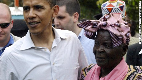 Kenyan roots: Meet the other Obamas