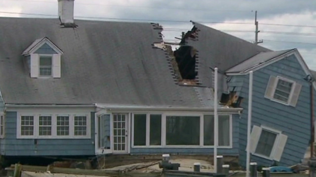 See coastal homes destroyed by Sandy