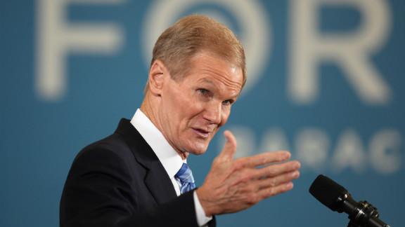 Sen. Bill Nelson, D-Florida, is demanding federal investigators investigate possible crimes at the school.