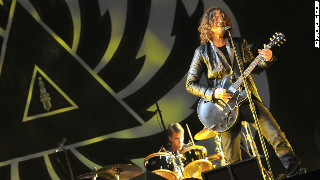 "Chris Cornell and Soundgarden are back with a new album, ""King Animal."""