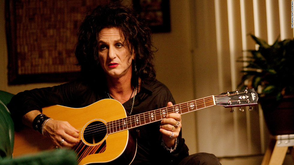 "Sean Penn stars in ""This Must Be the Place"" as Cheyenne, a retired rock star living off his royalties. The dramedy recently opened in the United States."