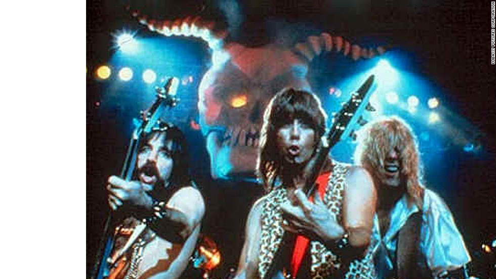 "Harry Shearer, Christopher Guest and Michael McKean star in the 1984 musical mockumentary ""This is Spinal Tap."""