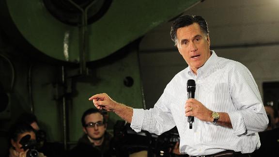 Romney likes