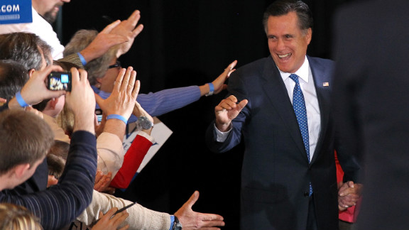 Presumptive nominee   April 10, 2012