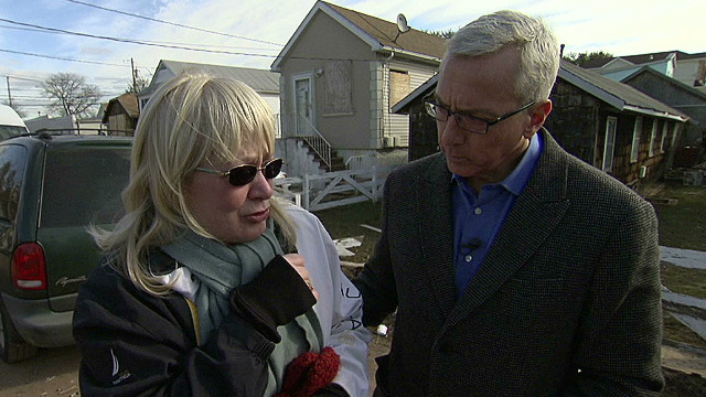 Dr. Drew tours Sandy aftermath