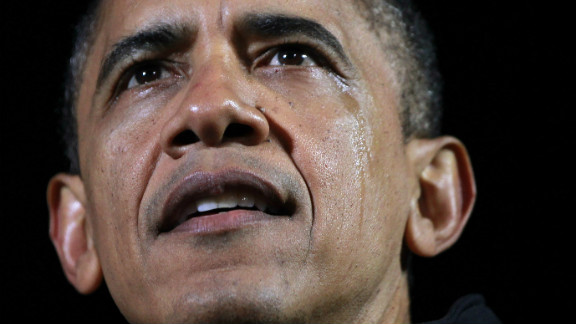 President Barack Obama gets emotional at his final campaign rally in Des Moines, Iowa, on Monday, November 5, on the eve of the U.S. presidential election. Obama