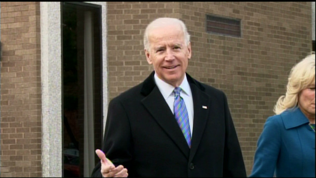 Biden hints he may be on future ballots