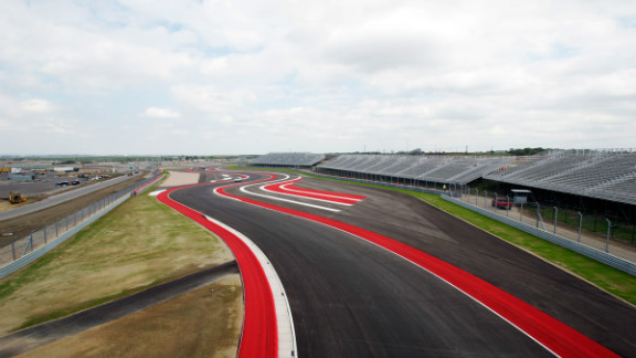 The US returned to F1 in 2012 at the Circuit of the Americas in Austin, Texas.