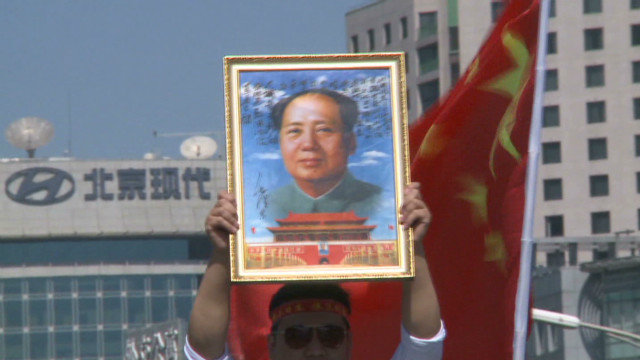 Mao's shadow over China