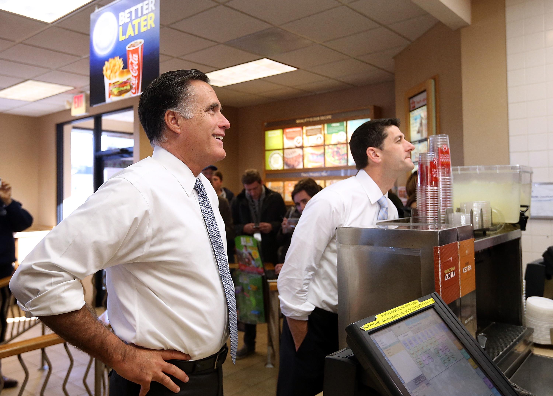 betting odds on romney running mate