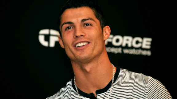 When he finishes his football career, Ronaldo wants to become an actor.