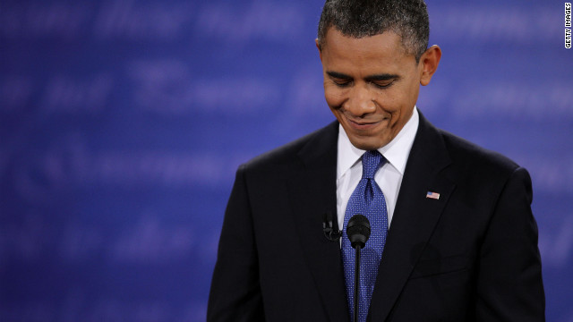 Obama's debate disaster | October 3, 2012