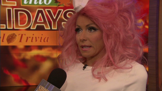 Kelly Ripa gets personal about Sandy