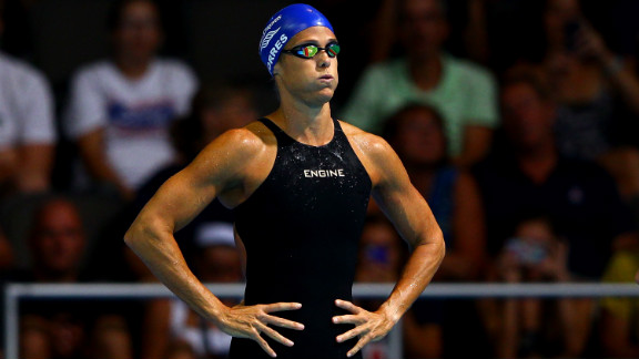 Dara Torres is an inspiration to thousands of women who are struggling to get, or stay, in shape as they age. The 45-year-old swimmer brought home three silver medals from her fifth Olympic Games in Beijing and barely missed qualifying for London 2012. If her biceps aren