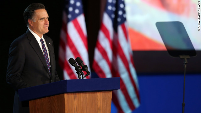 Romney concedes election