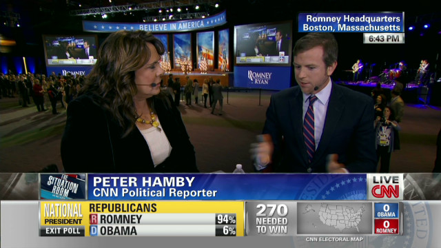 Inside Romney campaign internal polling