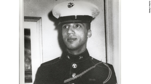 Rodney Davis enlisted in the Marines in 1961 and, after a stint as an Embassy guard, he deployed to Vietnam.