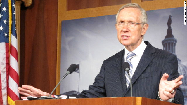 Reid: Republicans are like the NY Jets
