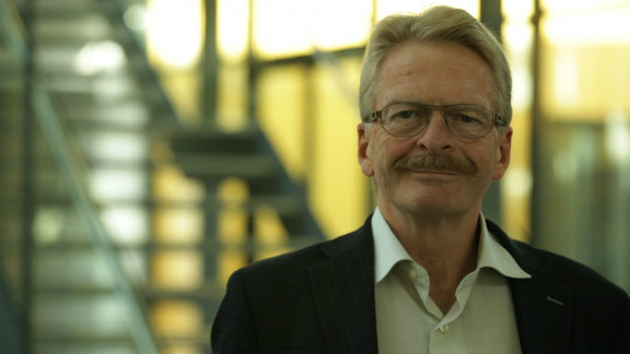 Widex CEO, Soren Westermann. His father co-founded the company nearly 60 years ago.