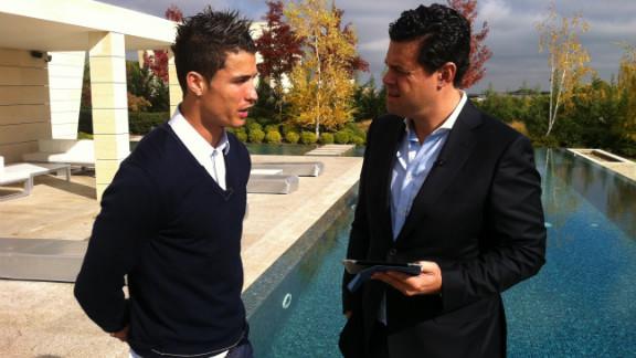 Ronaldo tells CNN