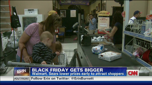 Black Friday to start earlier AGAIN