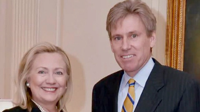 Ambassador's sister: Clinton like family