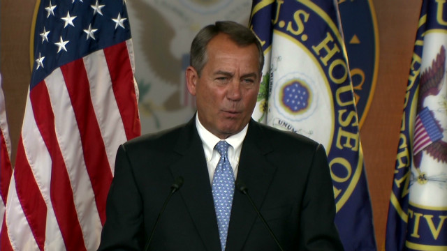 Boehner: GOP has 'some work to do'