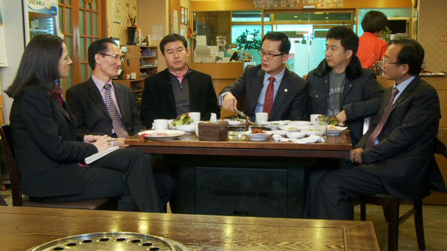 North Korean defectors prefer Romney