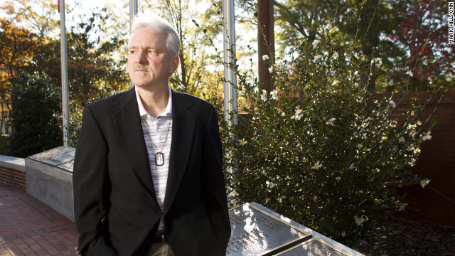 "11/9/2012 Newnan, GA CNN Portrait of Robert Stokley HLN documentary ""108 Hours"" Photo: Mark Hill/CNN"
