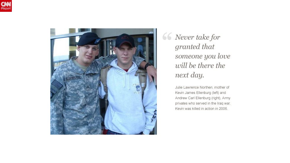 "<a href=""http://ireport.cnn.com/docs/DOC-878308"">Read Julie Lawrence Northen's tribute to her sons on iReport.</a>"