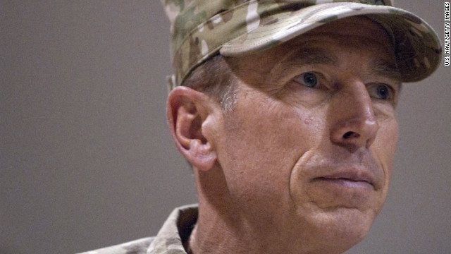 Petraeus: 'I screwed up big time'